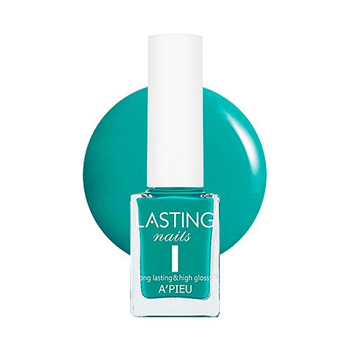 Лак для ногтей A'Pieu Lasting Nails (GR01), 9 мл