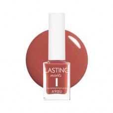 Лак для ногтей A'Pieu Lasting Nails (CR02), 9 мл