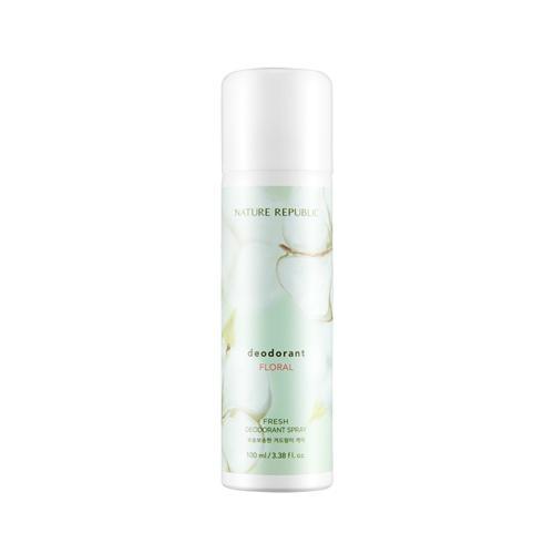Дезодорант-спрей увлажняющий Nature Republic Fresh Deodorant Spray Floral, 100 мл