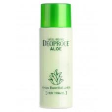 Лосьон для тела Deoproce Well-Being Aloe Hydro Essential Lotion с экстрактом алоэ, 50 мл