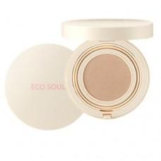 Основа тональная The Saem Eco Soul Bounce Cream Foundation Matte 01 PROMO, 15 гр.