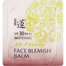 Пробник BB крем Welcos Lotus No Make-Up Blemish Balm, 2 мл