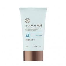 Увлажняющий солнцезащитный крем Natural Sun Eco No Shine Hydrating Sun Cream SPF50+ PA +++, 50 мл