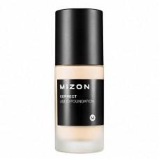 Увлажняющая тональная основа под макияж Correct Liquid Foundation SPF 25 PA++ #21 Light Вeige, 30 мл