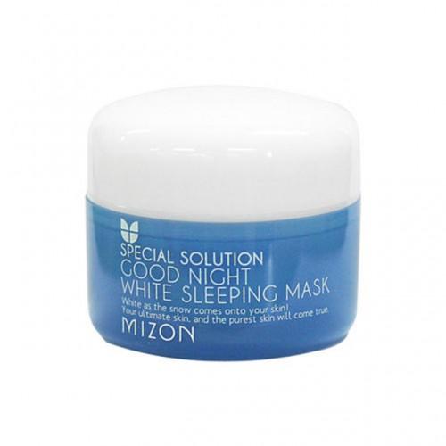 Ночная осветляющая маска Mizon Good Night White Sleeping Mask, 80 мл