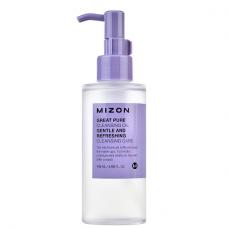 Гидрофильное масло для снятия макияжа Mizon Great Pure Cleansing Oil, 145 мл