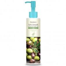 Масло для тела Deoproce Soft & Smooth Moisture Body Oil Olive, 200 мл