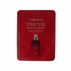 Пробник Berrisom Timetox Revitalizing Essence pouch, 2 мл