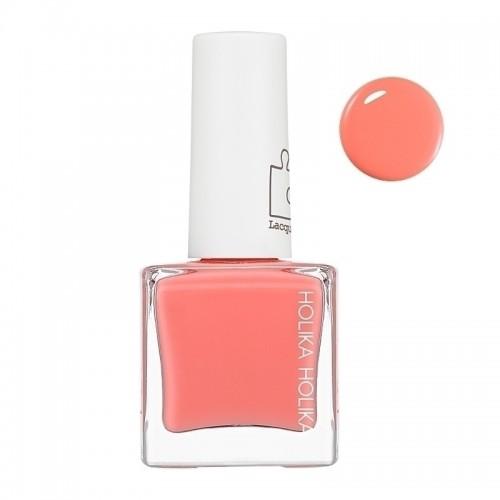Лак для ногтей Holika Holika Piece Matching Nails (SS-Lacquer) OR03 Flamingo коралловый, 10 мл