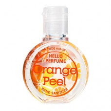 Дезинфицирующий гель для рук Etude House Hello Perfume Hand Sanitizer Orange Peel, 30 мл