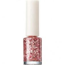 Лак для ногтей The Saem Nail Wear 76 Red Pot, 7 мл.