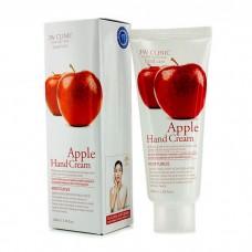 Увлажняющий крем для рук 3W CLINIC Moisturizing Apple Hand Cream с экстрактом яблока, 100 мл
