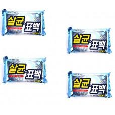 Мыло хозяйственное Clio Bactericidal Bleaching Soap, 4*230 гр.