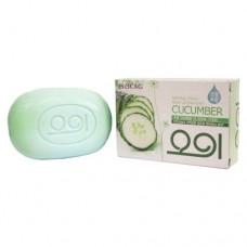 Мыло туалетное огуречное Clio New Cucumber Soap, 100 гр.
