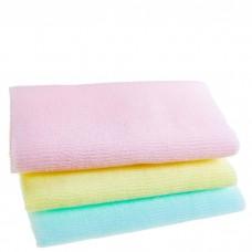 Мочалка для душа Sungbo Cleamy Wave Shower Towel 28 х 95 см, 1 шт.