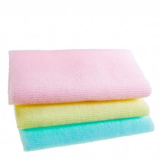 Мочалка для душа Sungbo Cleamy Roll Wave Shower Towel 28 х 95 см, 1 шт.