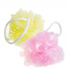 Мочалка для душа Sungbo Cleamy Rose Shower Ball 11 см, 1 шт.