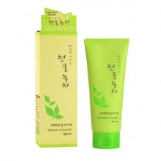 Маска-пленка для лица очищающая Welcos Green Tea Purifying Peel Off Pack, 150 мл