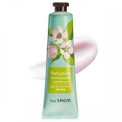 Крем для рук увлажняющий The Saem Perfumed Hand Moisturizer Apple Blossom, 30 мл.