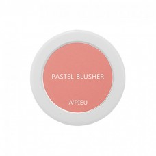 Румяна компактные A'Pieu Pastel Blusher (CR03), 5,5 гр.