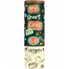 Кейс для губной помады Skinfood My Short Cake Lip Case #3 Cooking Booke, 1 шт.