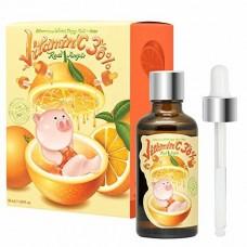 Концентрированная сыворотка с витамином Elizavecca С Witch Piggy Hell-Pore Vitamin C 30% Real Ample, 50 мл