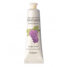 Крем для рук парфюмированый Skinfood Shea Butter Perfumed Hand Cream Grape Scent, 30 мл.