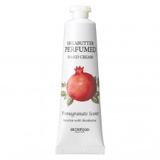 Крем для рук парфюмированый Skinfood Shea Butter Perfumed Hand Cream Pomegranate Scent, 30 мл.