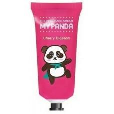 Крем для рук Baviphat Urban Dollkiss It's Real My Panda Hand Cream #02 Cherry Blossom, 30 гр.