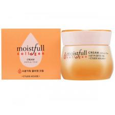 Глубоко увлажняющий крем с коллагеном ETUDE HOUSE Collagen Moistfull Collagen Deep Cream, 75 мл