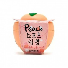 Бальзам для губ лимон Baviphat Urban Dollkiss Peach Soft Lip Balm, 6 гр.
