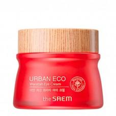 Крем для кожи вокруг глаз The Saem Urban Eco Waratah Eye Cream с экстрактом телопеи, 30 мл