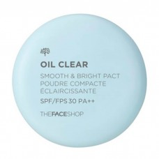 Компактная пудра Oil Clear Smooth & Bright Pact SPF30 PA++ #N203 Natural Beige, 9 мл