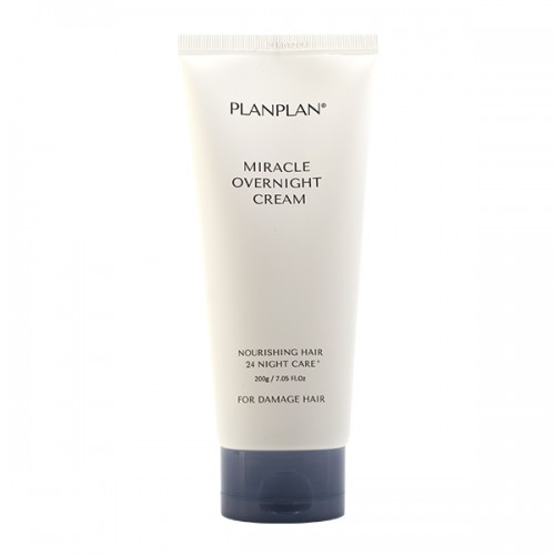 Крем для волос Xeno Planplan Miracle Overnight Cream, 200 гр.
