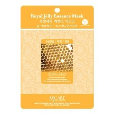 Тканевая маска для лица Mijin Royal Jelly Essence Mask маточное молочко, 23 гр.