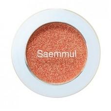 Тени для век кремовые The Saem Saemmul Single Shadow (Paste) OR01 Grapefruit Orange, 1,8 гр.