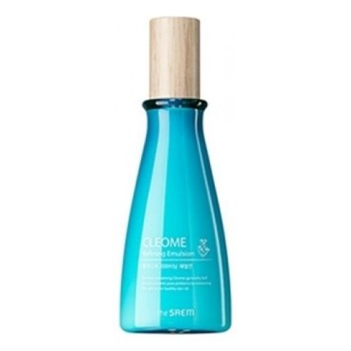 Эмульсия для лица The Saem Cleome Refining Emulsion, 140 мл