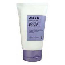Очищающая пенка для умывания Mizon Great Pure Cleansing Foam, 120 мл.