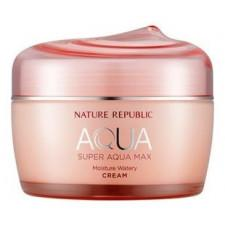 Увлажняющий крем для лица Nature Republic Super Aqua Max Moisture Watery Cream, 80 мл