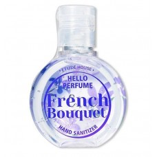 Дезинфицирующий гель для рук Etude House Hello Perfume Hand Sanitizer French Bouquet, 30 мл.