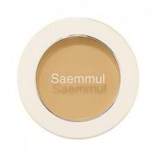 Тени для век матовые The Saem Saemmul Single Shadow (Matt) BE04, 2 гр.