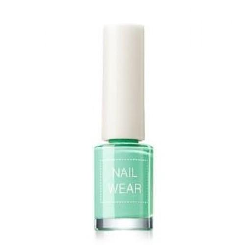 Лак для ногтей Nail Wear 24 Pastel Mint, 7 мл