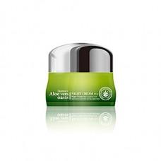 Ночной крем для лица Deoproce Aloe Vera Oasis Night Cream, 50 мл