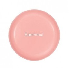 Румяна стойкие матовые The Saem Saemmul Smile Bebe Blusher Mango Peach, 6 гр.