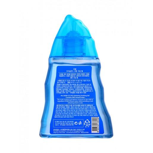 Минеральный увлажняющий гель для тела The Saem Iceland Hydrating Soothing Gel, 150 мл