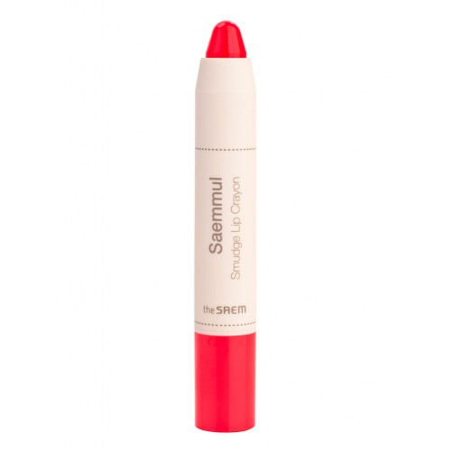 Карандаш-помада The Saem Saemmul Smudge Lip Crayon PK02, 3,5 гр.