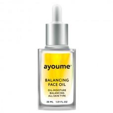 Восстанавливающее масло для лица AYOUME Balancing Face oil with Sunflower, 30 мл