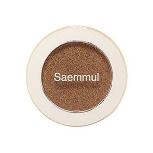 Тени для век мерцающие The Saem Saemmul Single Shadow (Shimmer) BR13, 2 гр.