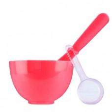 Набор для нанесения альгинатных масок Anskin Beauty Set Red, 3 шт.