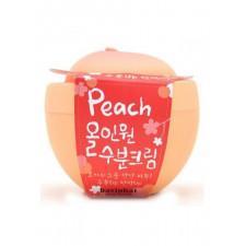 Увлажняющий крем для лица Baviphat Peach All-in-one Moisture Cream, 100 мл